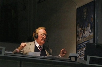 Vin Scully in the broadcast booth.jpg